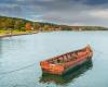 ruhe in nida am meer Litauen