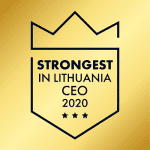 strongest in lithuania ceo 2020